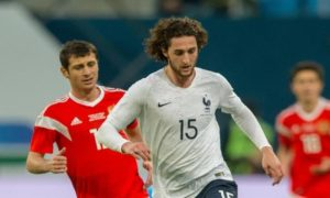 Liverpool to battle Arsenal for PSG star Adrien Rabiot