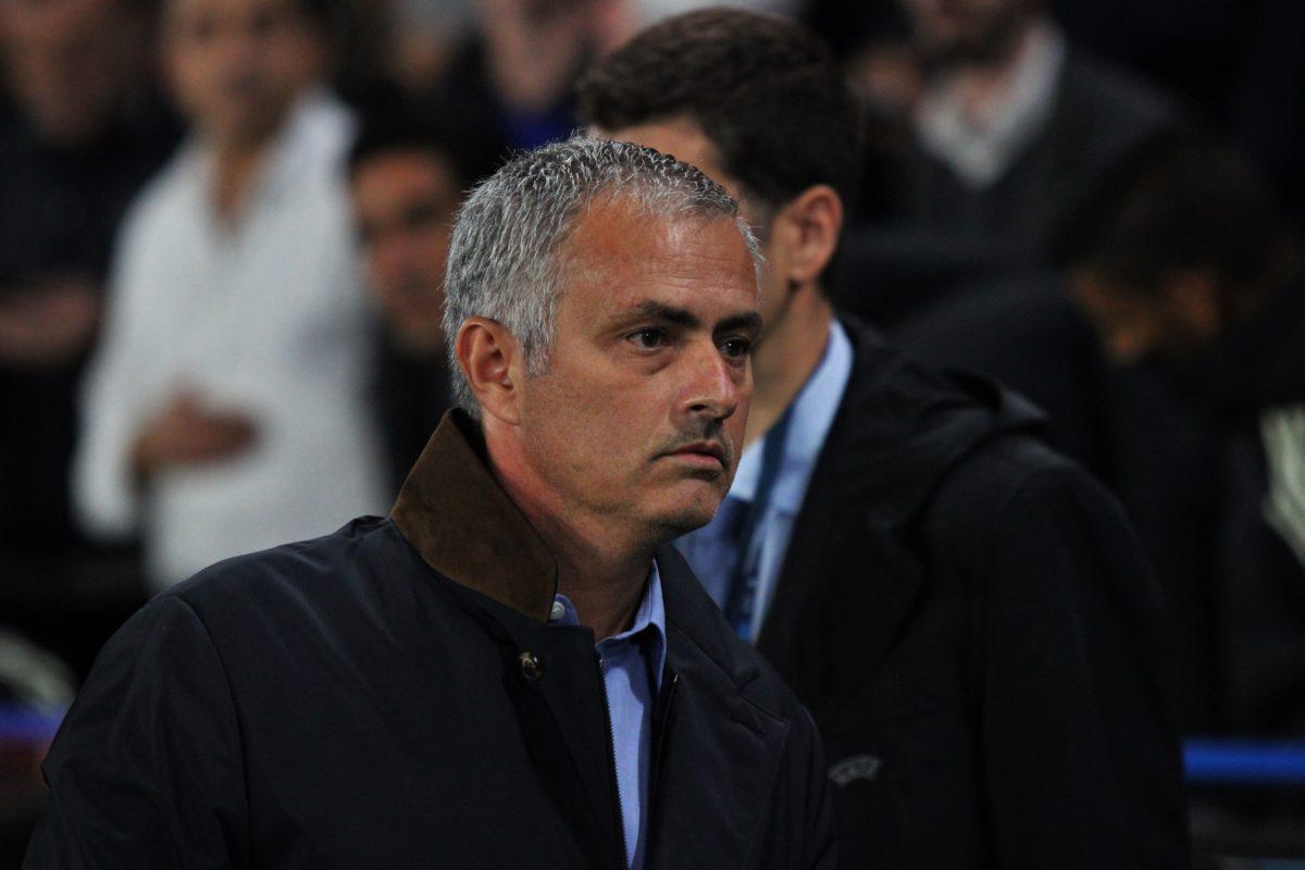 Jose Mourinho - Tottenham Hotspur manager