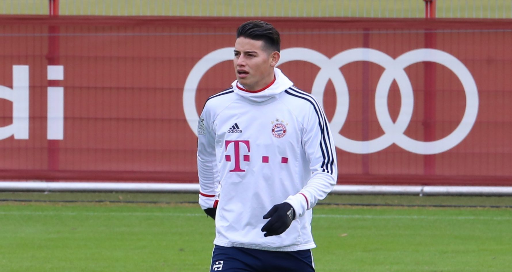 James Rodriguez - Bayern Munich Training