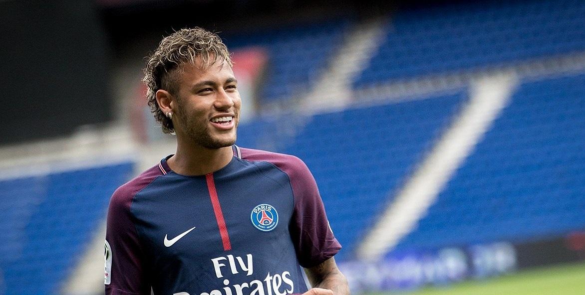 Neymar - PSG's record signing