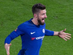 West Ham preparing bid for Olivier Giroud to replace Andy Carroll