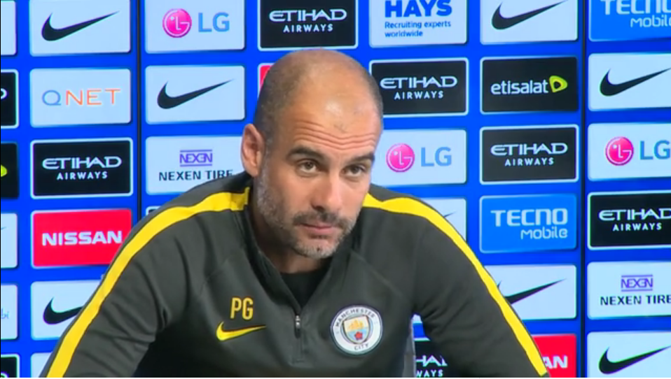 Pep Guardiola - Man City Manager