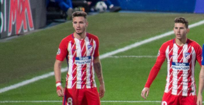 Saul Niguez - Atletico Madrid