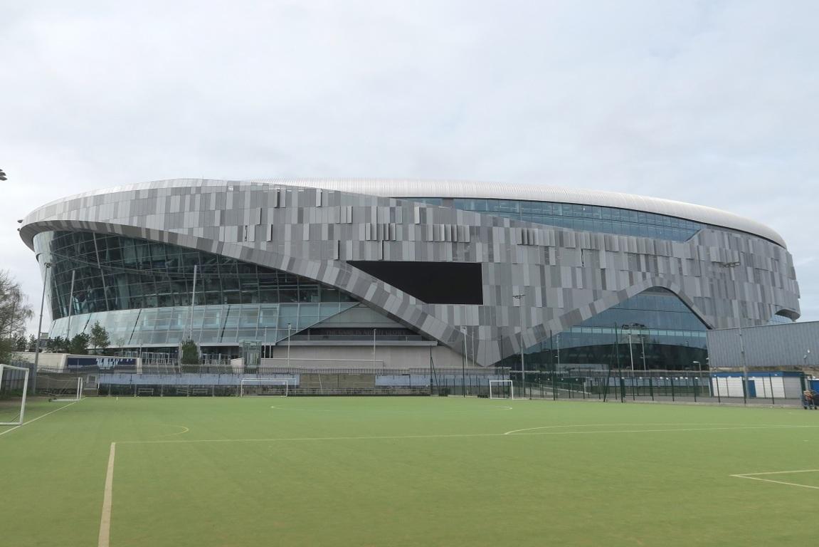 Tottenham Hotspur - New stadium (2019)