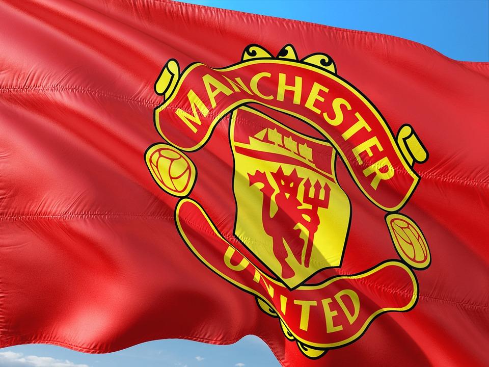 Manchester United - Flag