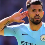 Sergio Aguero - Man City's record goal scorer