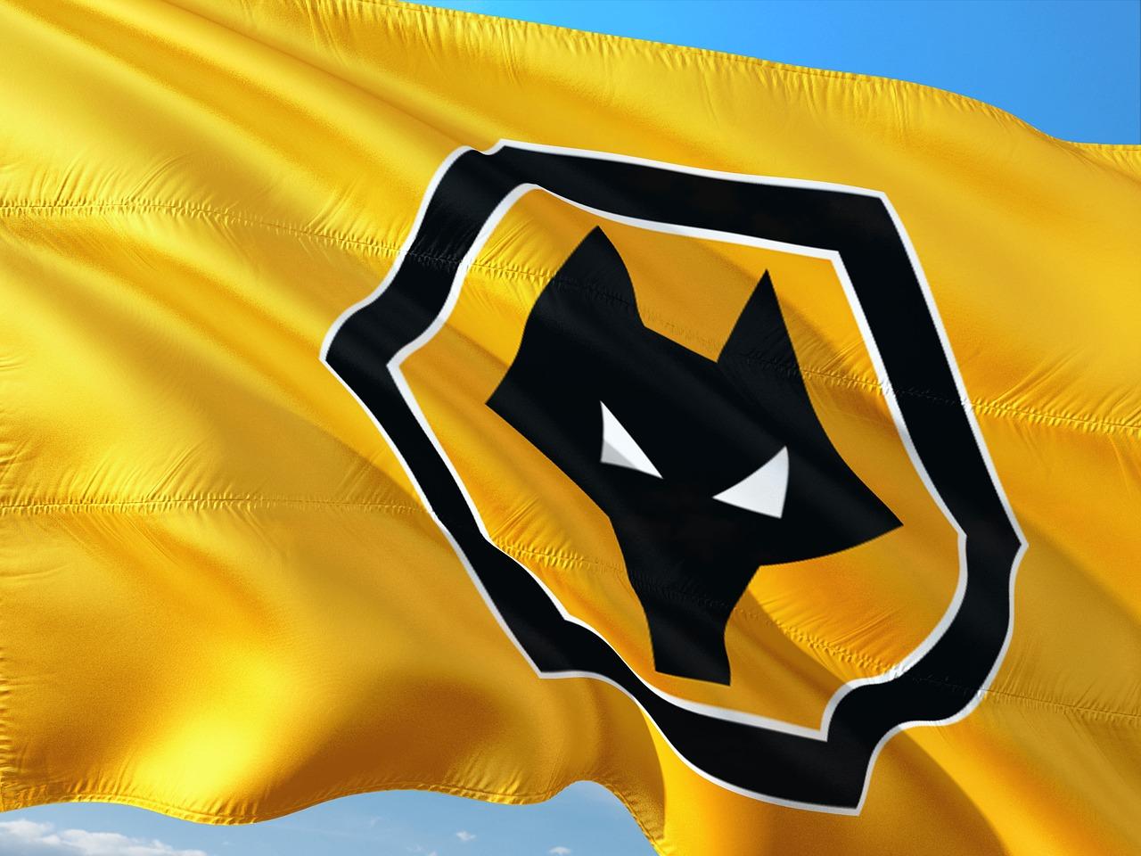 Wolves flag