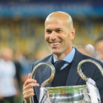 Real Madrid want Zinedine Zidane to stay