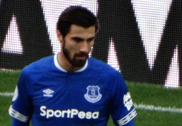 Andre Gomes - Everton