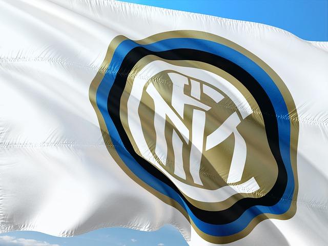 Inter Milan - Flag