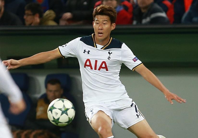 Son Heung Min - Tottenham Hotspur