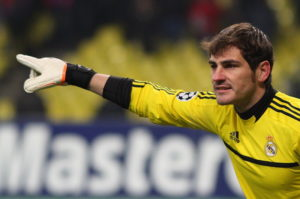Real Madrid legend Iker Casillas admitted in hospital after suffering heart attack