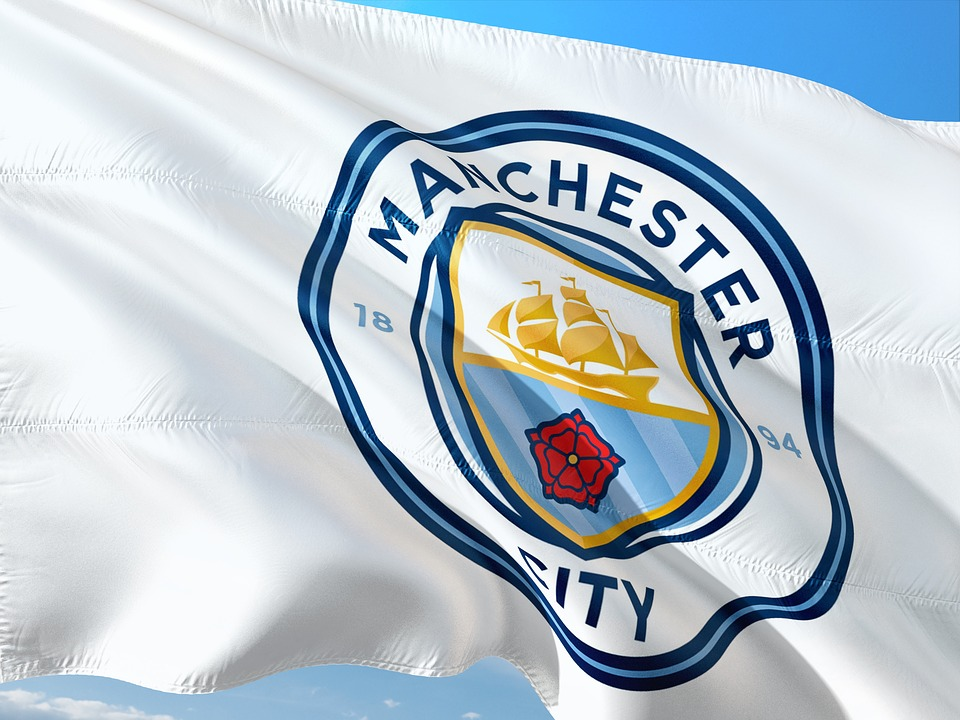 Manchester City - Logo/Flag