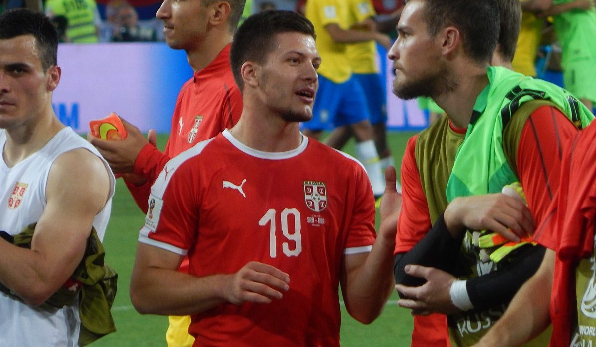Luka Jovic from Serbia is one to watch