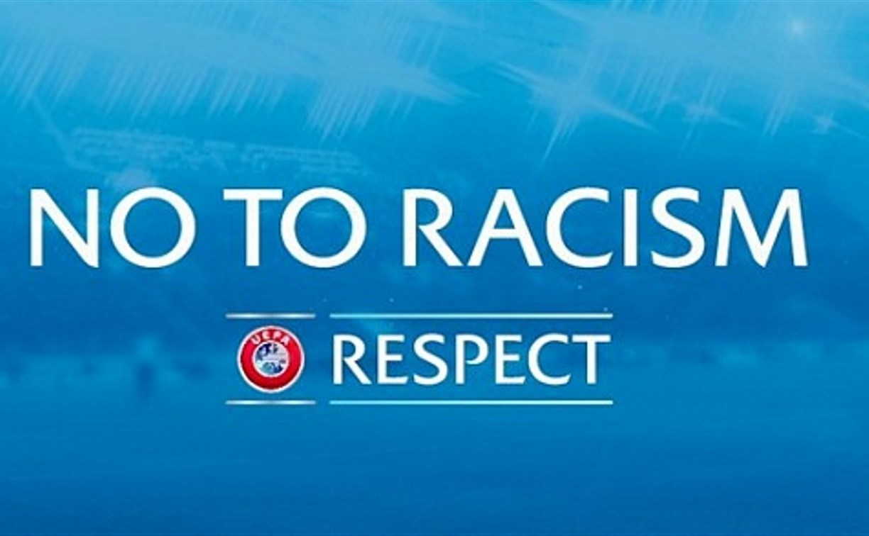 Say No to Racism - Football (UEFA)