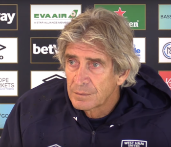 Manuel Pellegrini - Former manager of Manchester City, Malaga and West Ham