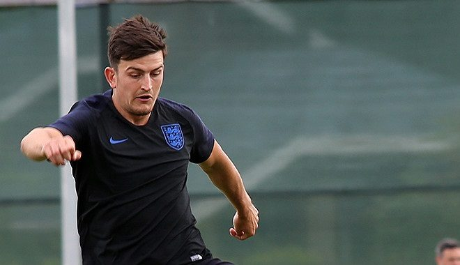 Harry Maguire - England Defender