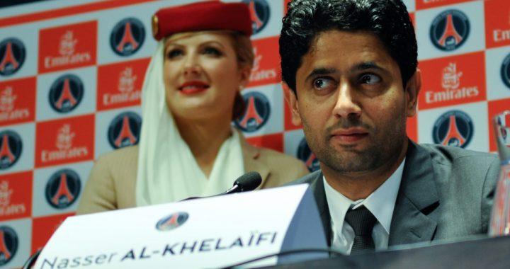 Nasser Al-Khelaïfi - PSG President