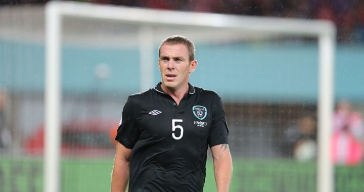 Richard Dunne - Former Republic of Ireland and Man City Captain