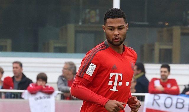 Serge Gnabry - Bayern Munich Winger