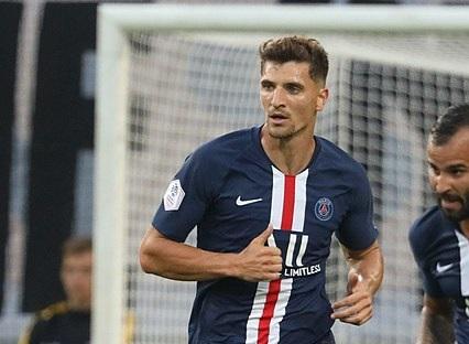 Thomas Meunier - PSG defender
