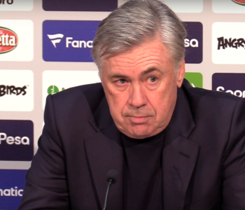 Carlo Ancelotti - Everton Manager