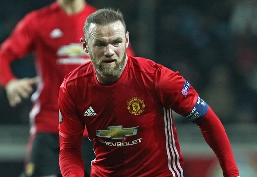 Wayne Rooney- Man Utd Legend