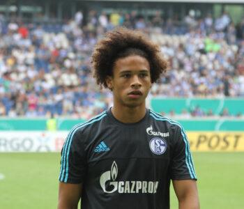 Leroy Sane - Former Schalke and Man City player