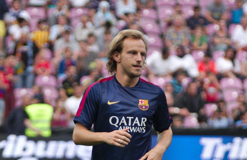 Ivan Rakitic - Image Courtesy: Clément Bucco-Lechat / CC BY-SA (https://creativecommons.org/licenses/by-sa/3.0)