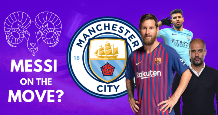 Messi to Man City?