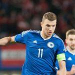 Edin Dzeko can make Everton 'serious' contenders for a top six finish