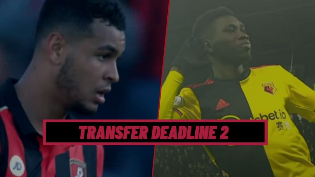 EFL to the PL: 5 Players Man Utd, Man City and Spurs can still sign before October 16