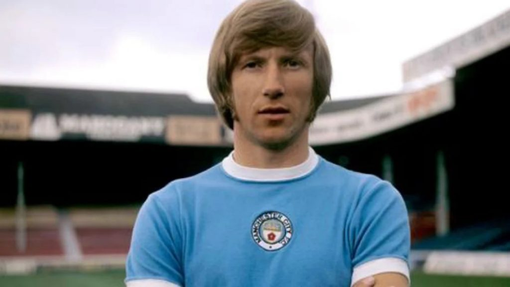 Colin Bell - Manchester City legend