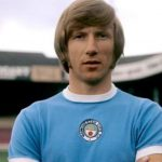 KING OF THE KIPPAX: Colin Bell – the 'Complete Player' would forever be revered and admired by Man City fans