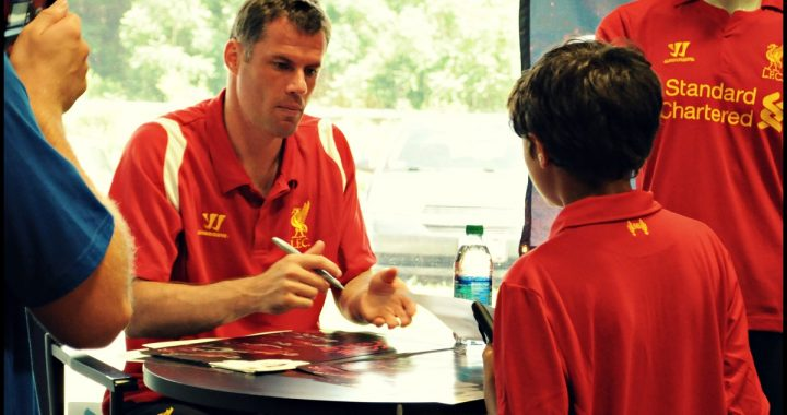 Jamie Carragher - Liverpool