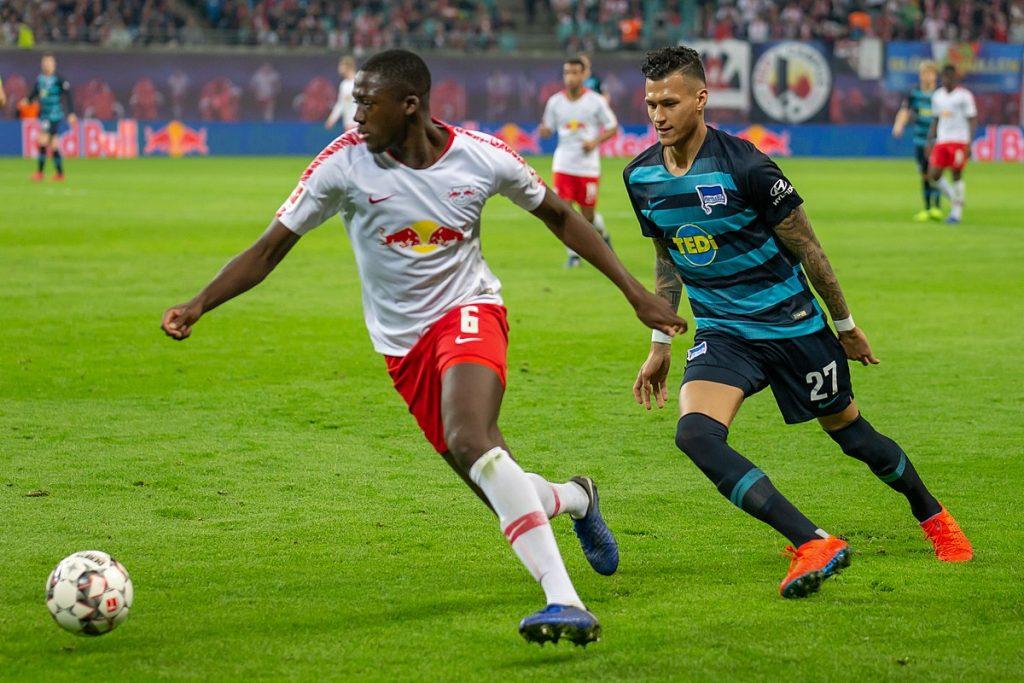 Ibrahima Konate - Former RB Leipzig player | Attribution: Steffen Prößdorf, CC BY-SA 4.0 , via Wikimedia Commons